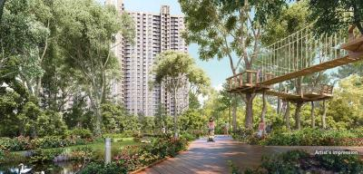 Project Image of 441.0 - 623.0 Sq.ft 2 BHK Apartment for buy in Lodha Amara Tower 24 And 25