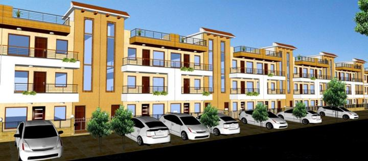 Project Image of 0 - 1140.0 Sq.ft 3 BHK Apartment for buy in Mansha Luxury Floors