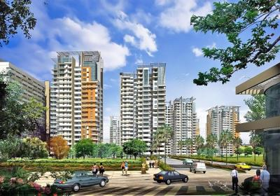 Project Image of 567.0 - 2500.0 Sq.ft 1 BHK Apartment for buy in Olympia Opaline