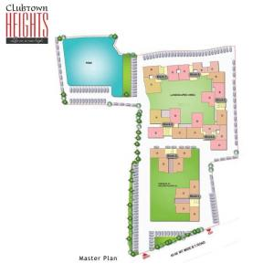 Project Image of 977 - 1997 Sq.ft 2 BHK Apartment for buy in Space Clubtown Heights