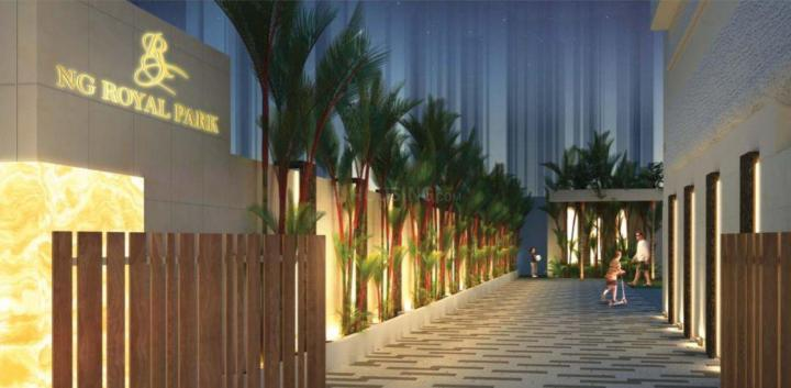 Project Image of 1055.0 - 1421.0 Sq.ft 2 BHK Apartment for buy in RNA NG Royal Park