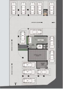 श्रीरोश जीनिया में खरीदने के लिए 0 - 1440.0 Sq.ft 3 BHK अपार्टमेंट प्रोजेक्ट  की तस्वीर