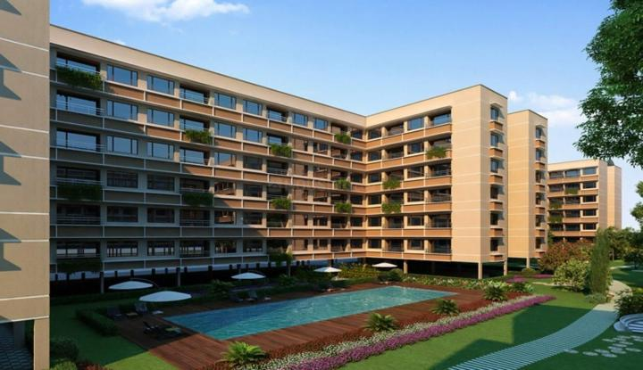 Project Image of 650.0 - 1300.0 Sq.ft 1 BHK Apartment for buy in Vedic Smart Homes
