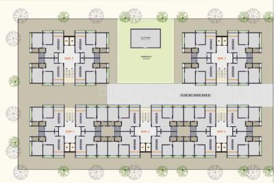 वीनस एमिनेंस में खरीदने के लिए 584.27 - 601.27 Sq.ft 2 BHK अपार्टमेंट प्रोजेक्ट  की तस्वीर