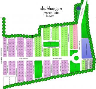 Gallery Cover Image of 400 Sq.ft 1 BHK Independent House for buy in Omaxe Shubhangan Premium, Omex City for 1400000