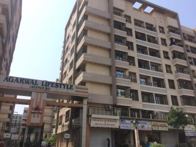 Gallery Cover Image of 900 Sq.ft 2 BHK Apartment for rent in Agarwal Group Lifestyle, Virar West for 11000