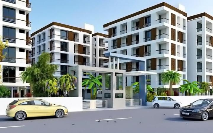 Project Image of 1233.0 - 1854.0 Sq.ft 2 BHK Apartment for buy in JP Flower