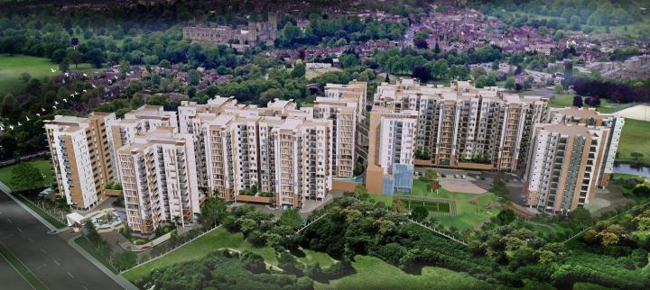 Project Image of 0 - 1578 Sq.ft 3 BHK Apartment for buy in Olympia Grande