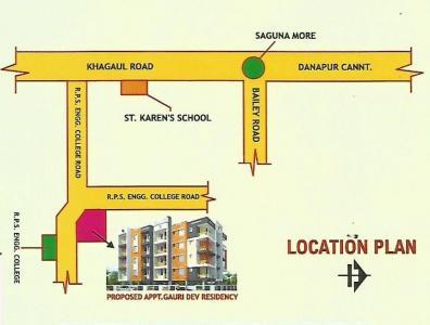 Project Image of 1000.0 - 1415.0 Sq.ft 2 BHK Apartment for buy in Aditya Gauri Dev Residency