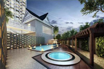 Project Image of 750.0 - 839.0 Sq.ft 2 BHK Apartment for buy in Kanakia Zenworld Phase I