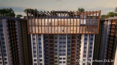 Gallery Cover Image of 1495 Sq.ft 3 BHK Apartment for buy in Siddha Eden Lakeville, Baranagar for 8000000