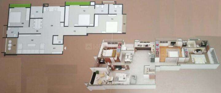 Project Image of 1890.0 - 2250.0 Sq.ft 3 BHK Villa for buy in Shyam Shyam Villa