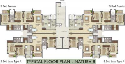 Project Image of 623.02 - 915.04 Sq.ft 2 BHK Apartment for buy in Lodha Eternis