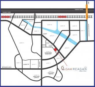 गामी रीगन में खरीदने के लिए 309.0 - 614.0 Sq.ft 1 BHK अपार्टमेंट प्रोजेक्ट  की तस्वीर