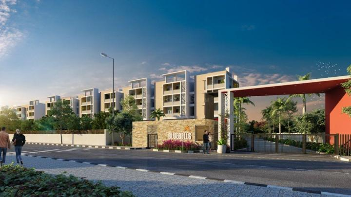 Project Image of 1045.0 - 1735.0 Sq.ft 2 BHK Apartment for buy in Saroj Blue Bell
