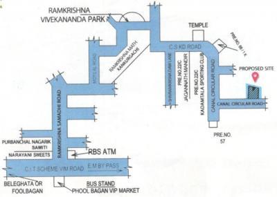 एमसीके प्रतिभा में खरीदने के लिए 465.0 - 770.0 Sq.ft 1 BHK अपार्टमेंट प्रोजेक्ट  की तस्वीर