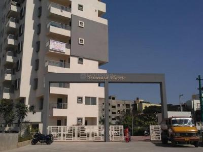 Gallery Cover Image of 1000 Sq.ft 2 BHK Apartment for rent in Srinivasa Classic, Bellandur for 22000