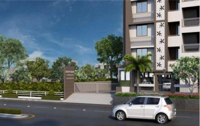 Gallery Cover Image of 1134 Sq.ft 2 BHK Apartment for rent in Shyam Padmavati Residency, Ambawadi for 20000
