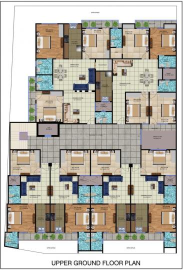 Project Image of 850.0 - 1400.0 Sq.ft 2 BHK Apartment for buy in SSG Yash Vatika 3