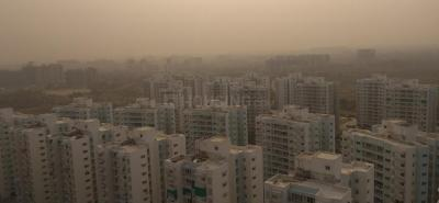 Gallery Cover Image of 400 Sq.ft 1 RK Apartment for buy in Godrej Garden City, Chandkheda for 2500000