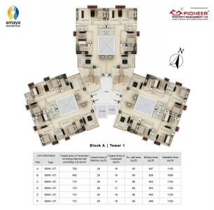 Gallery Cover Image of 673 Sq.ft 2 BHK Apartment for buy in Residences, Narendrapur for 2700270