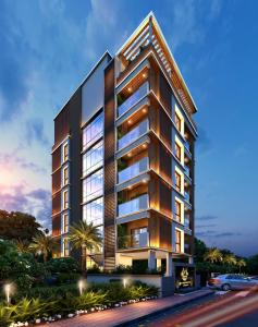 Project Image of 1582.19 - 1666.58 Sq.ft 3 BHK Apartment for buy in Makwana Vrindanand Elite
