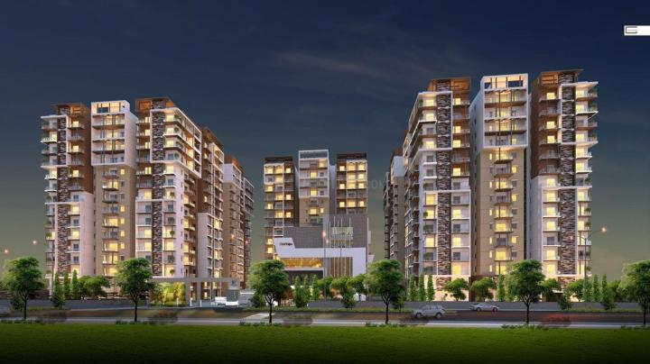 Project Image of 1690.0 - 2085.0 Sq.ft 3 BHK Apartment for buy in Vajra's Jasmine County