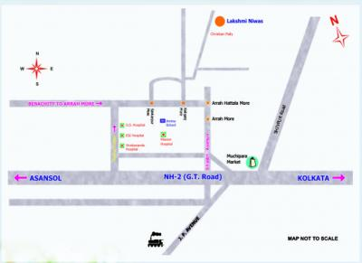 Project Image of 877.0 - 1030.0 Sq.ft 2 BHK Apartment for buy in Lakshmi Nivas