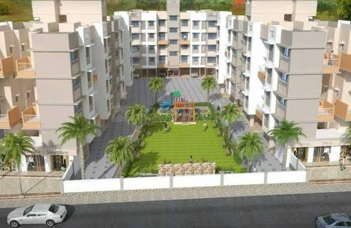 Project Image of 388.0 - 603.0 Sq.ft 1 BHK Apartment for buy in JD Park