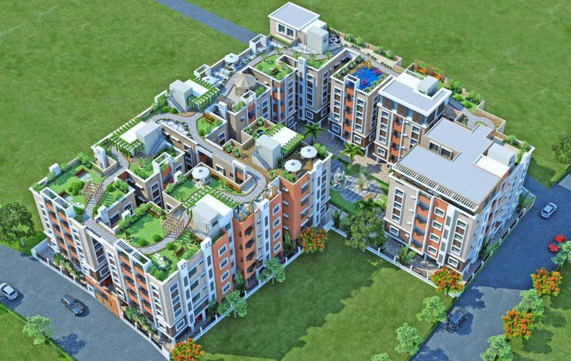 Project Image of 361.0 - 1147.0 Sq.ft 1 BHK Apartment for buy in Cancun Canvas