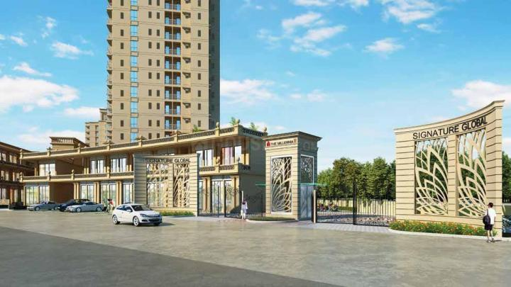 Project Image of 475.0 - 645.0 Sq.ft 1 BHK Apartment for buy in Signature The Millennia II