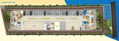 Project Image of 837 - 1007 Sq.ft 2 BHK Apartment for buy in Jaisri Shyam Kamla Vihar