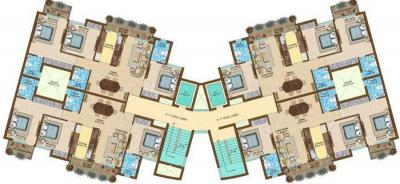 Project Image of 0 - 1685.0 Sq.ft 3 BHK Apartment for buy in Omaxe Royal Residency