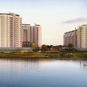 Project Image of 1833.0 - 2293.0 Sq.ft 3 BHK Apartment for buy in Brigade Lakefront