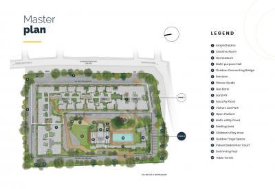 बत्तरहल्ली  में 8000000  खरीदें के लिए 8000000 Sq.ft 2 BHK अपार्टमेंट के प्रोजेक्ट  की तस्वीर