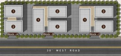 Project Image of 1170.0 - 1635.0 Sq.ft 2 BHK Apartment for buy in Gothic Pinnacle C