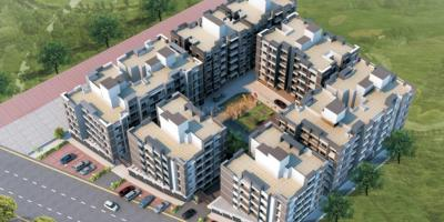 Project Image of 0 - 1038.0 Sq.ft 2 BHK Apartment for buy in Green Iris