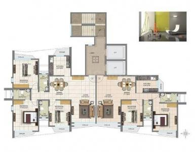 Project Image of 818.0 - 2157.0 Sq.ft 2 BHK Apartment for buy in Mahavir Helicon Heights