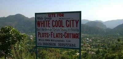 Residential Lands for Sale in White Cool City