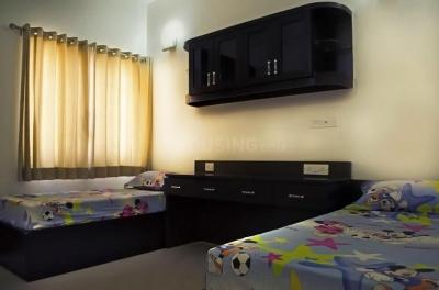 Gallery Cover Image of 1950 Sq.ft 3 BHK Apartment for rent in Valmark Abodh, Nagavara for 27000