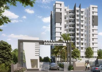 Gallery Cover Image of 893 Sq.ft 2 BHK Apartment for buy in V R Sukhwani Highlands, Sus for 4300000