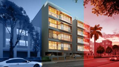 Project Image of 0 - 2250 Sq.ft 4 BHK Apartment for buy in Paramount Cresent Floors