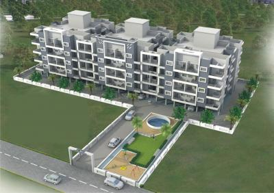Project Image of 380.0 - 397.0 Sq.ft 1 BHK Apartment for buy in JK Shivom