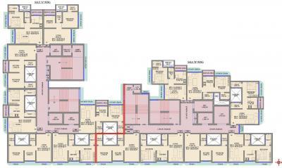 श्रद्धा क्लासिक में खरीदने के लिए 329.0 - 371.0 Sq.ft 1 BHK अपार्टमेंट प्रोजेक्ट  की तस्वीर
