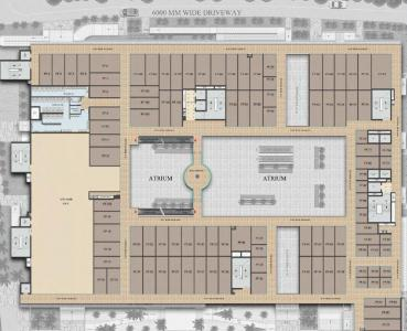 Project Image of 60.82 - 24511.47 Sq.ft Shop Shop for buy in Mart London Mart Phase 1