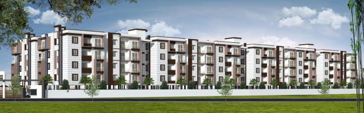 Project Image of 600.0 - 757.0 Sq.ft 2 BHK Apartment for buy in ISR Ashrita