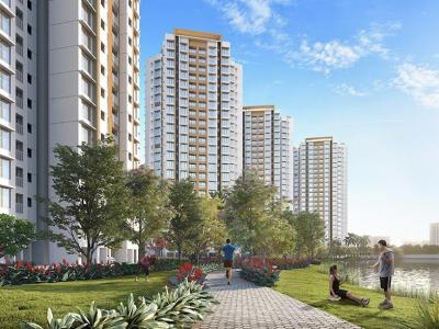 Project Image of 406.66 - 751.38 Sq.ft 1 BHK Apartment for buy in Sunteck Maxx World 5