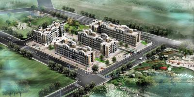Project Image of 525.0 - 900.0 Sq.ft 1 BHK Apartment for buy in Pooja Paradise