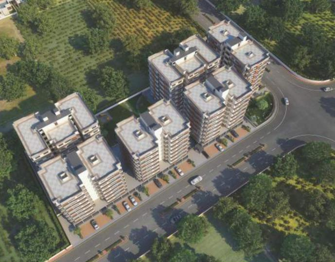 Project Image of 1260 - 1854 Sq.ft 2 BHK Apartment for buy in Shreeji Shreedhar Heaven