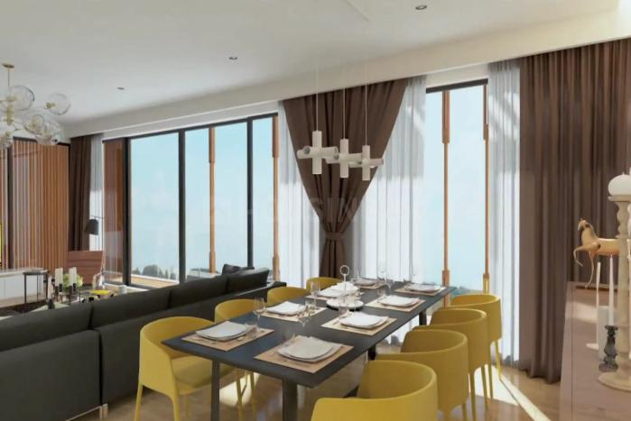 Project Image of 2348.0 - 2800.0 Sq.ft 3 BHK Apartment for buy in Olympia Good Wood Residence
